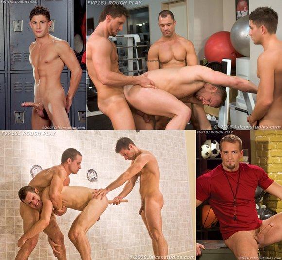 Rough Play Gay Sex