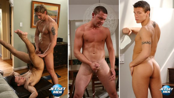 Ass Crusin With Aaron James Gay Sex Fuck