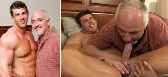 Zeb Atlas Dick Sucked by Jake Cruise