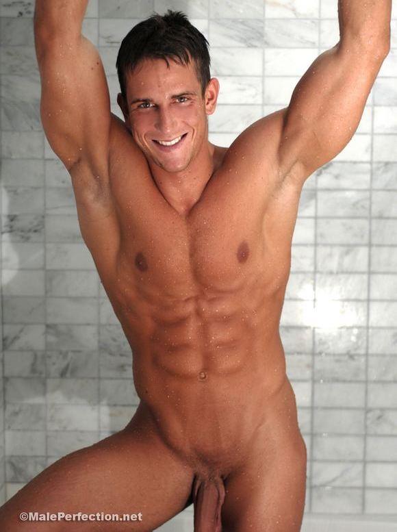 Muscular Czech model Jakub Stefano