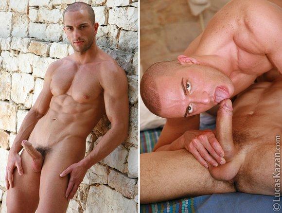 new gay porn star Bruno Boni