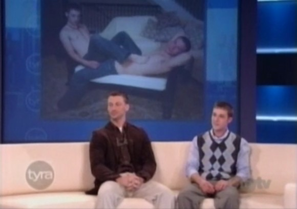 Gay For Pay Aaron James, Kurt Wild on Tyra Banks Show