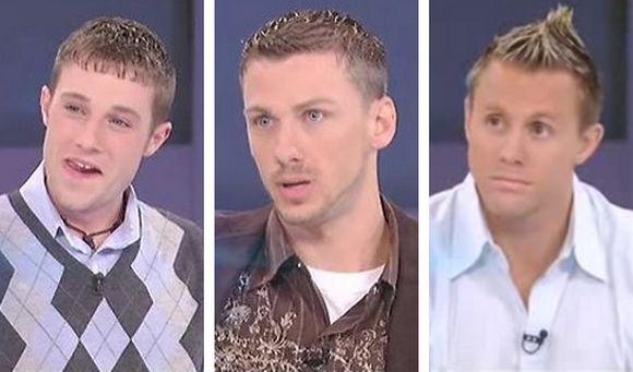 Gay For Pay Porn Stars Aaron James, Kurt Wild & Dean Coxx on Tyra