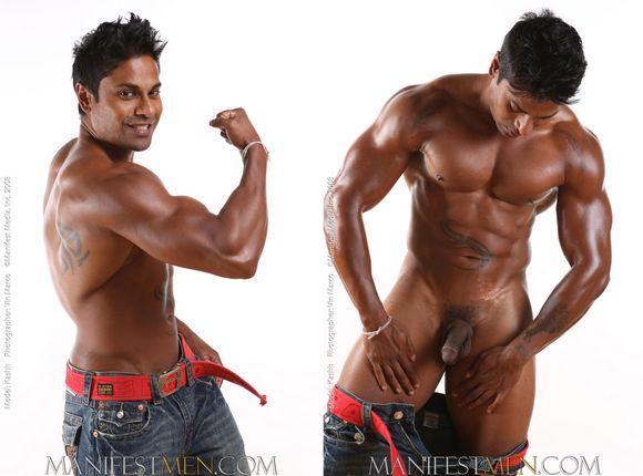 Bodybuilder Kash Satal