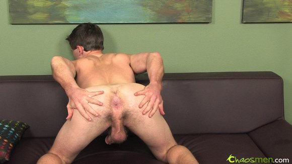 Will Parker butt hole