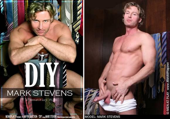 porn star Mark Stevens Men At Play