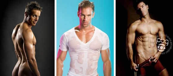 Men At Play Model Search gay porn star Levi Neil Danny