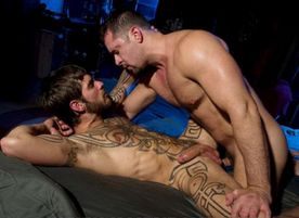 Logan McCree & Vinnie DAngelo Flip Fuck