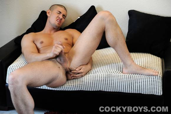 muscle hunk KB or jason crystal jerking off Cocky boys