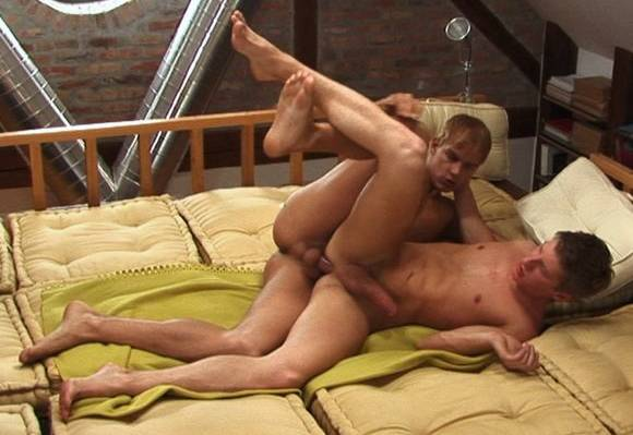 Bel Ami Luke Hamill Fucks Corbin Fisher model Josh