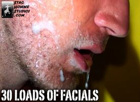 facial cumshot