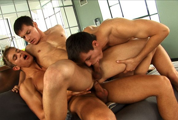 Milos and peter anal penetration