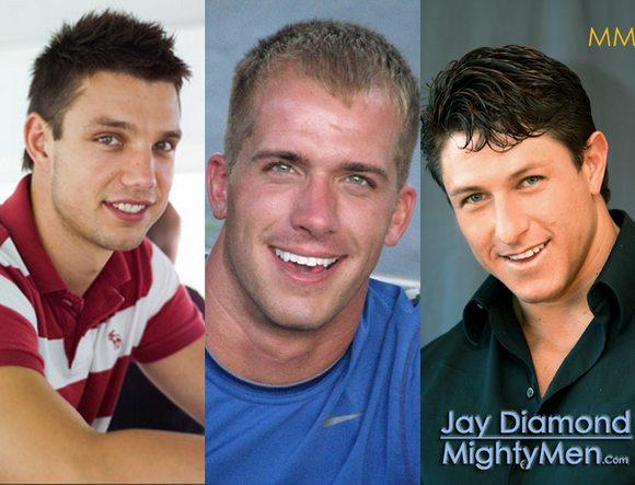 gay porn star Johnny Lee Brandon Lewis Jay Diamond