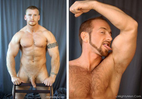 Rock logan gay nude