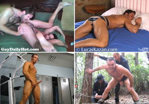 Gay Merman porno