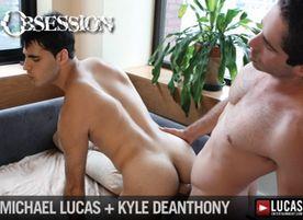 Michael Lucas Fucks Kyle DeAnthony