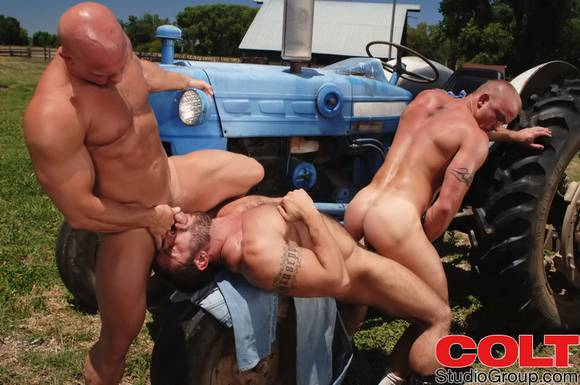 Country gay porn