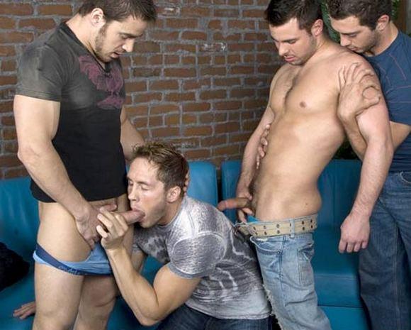 foursome playboy
