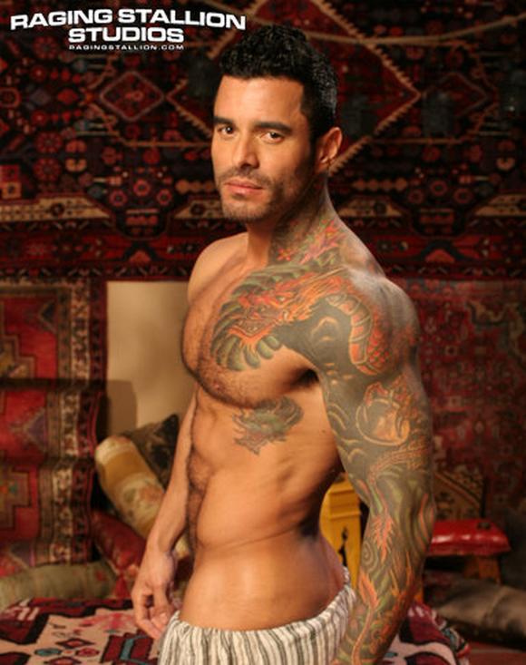 Arabian Nights gay Porr män suger stor kuk