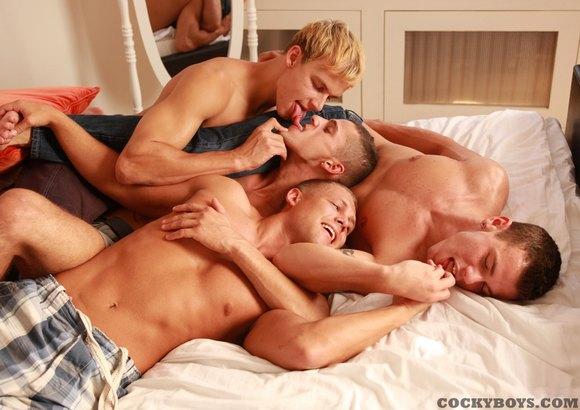 Jesse-Santana-Bobby-Clark-Luke Hamill-Manuel-Rios-1