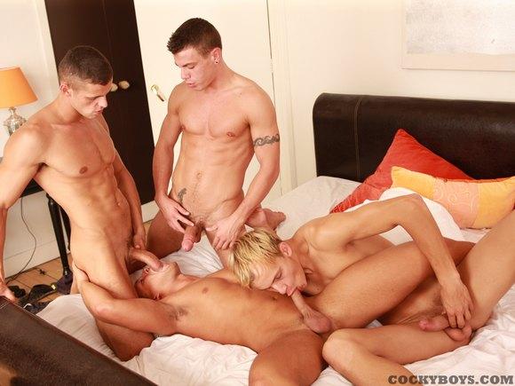 Jesse-Santana-Bobby-Clark-Luke Hamill-Manuel-Rios-3