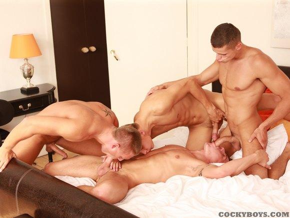 Jesse-Santana-Bobby-Clark-Luke Hamill-Manuel-Rios-4