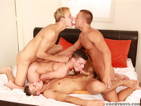Jesse-Santana-Bobby-Clark-Luke Hamill-Manuel-Rios-6