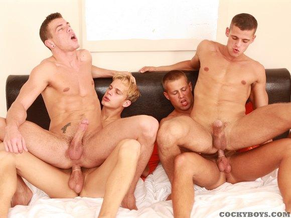 Jesse-Santana-Bobby-Clark-Luke Hamill-Manuel-Rios-7