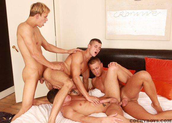 Jesse-Santana-Bobby-Clark-Luke Hamill-Manuel-Rios-8