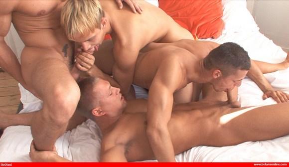 Jesse-Santana-Bobby-Clark-Luke Hamill-Manuel-Rios-BelAmi-2