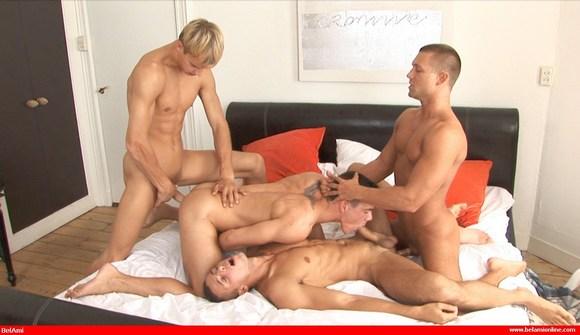 Jesse-Santana-Bobby-Clark-Luke Hamill-Manuel-Rios-BelAmi-5