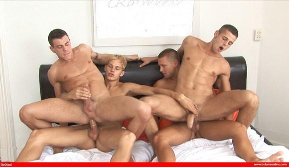 Jesse-Santana-Bobby-Clark-Luke Hamill-Manuel-Rios-BelAmi-6
