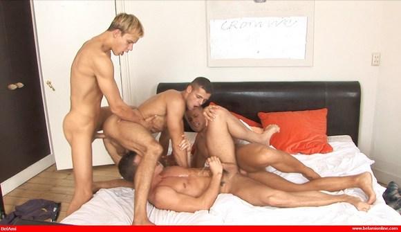 Jesse-Santana-Bobby-Clark-Luke Hamill-Manuel-Rios-BelAmi-7
