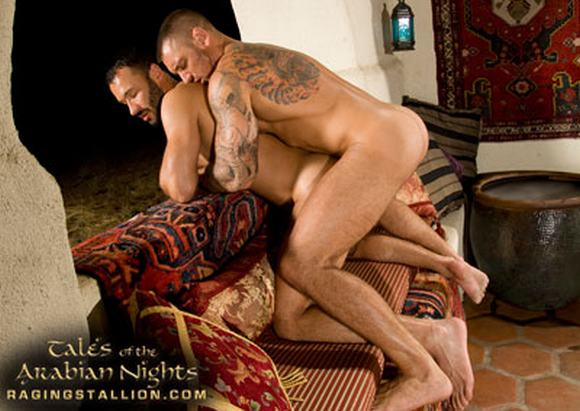 arabian nights porn