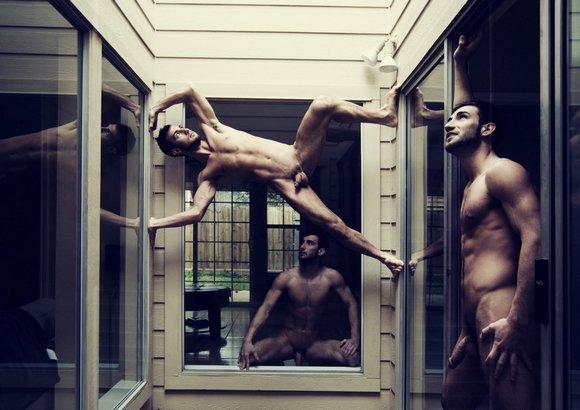 Gay art blog porn