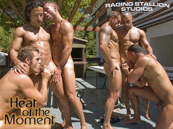Heat of the moment xxx