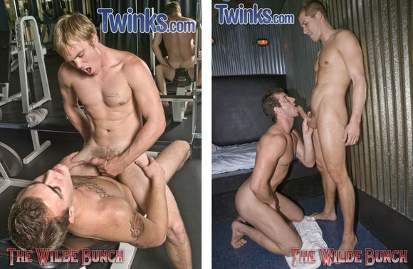 Justin christopher and kurt wilde