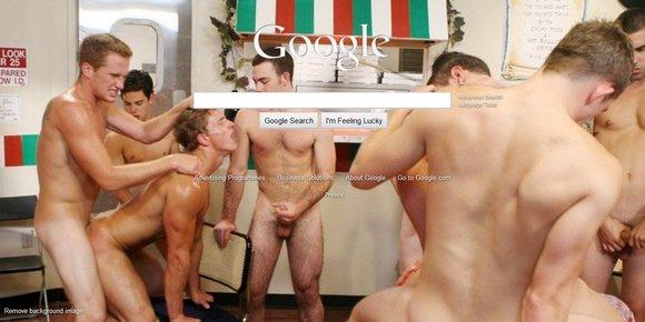 google gay porn