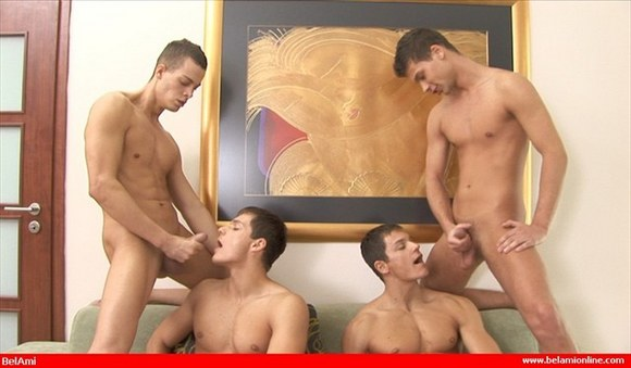 peters twins belami