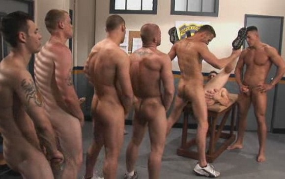 watch jet set men police academy gangbang xxx trailer