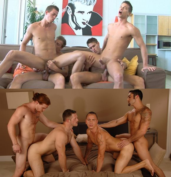 Foursome gay