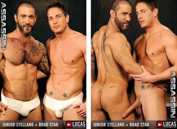 Junior Stellano Gay Porn Lucas