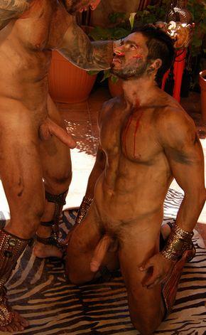 Video pro gay sex v Spartaku