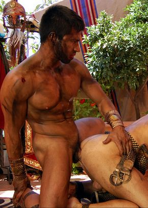 Male porn stars in spartacus final