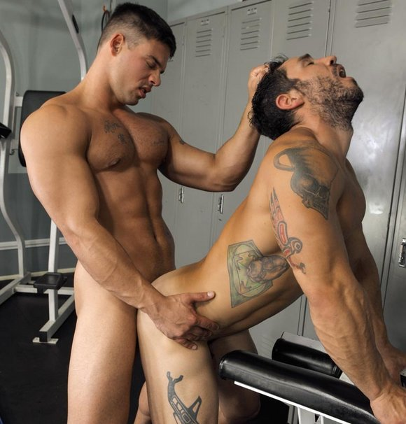 hot muscular gay porn