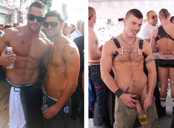 Congratulate, nude men folsom street think