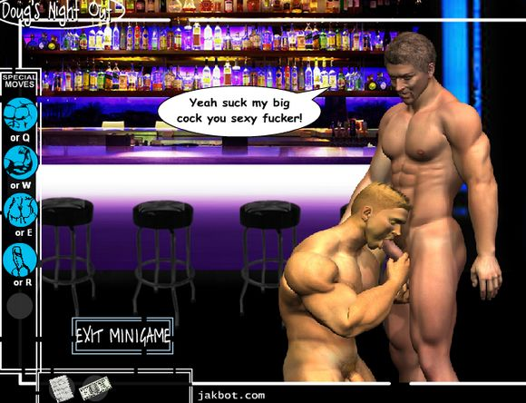 Hot gay sex games