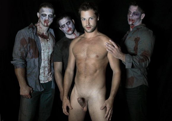 men porn gay Halloween