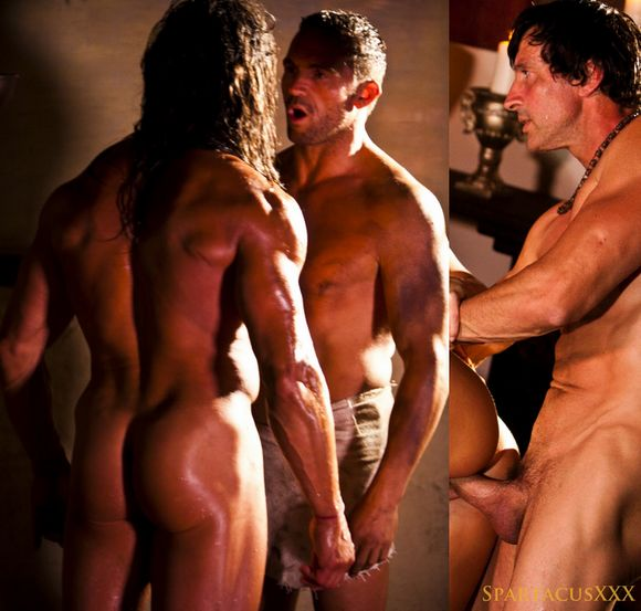 Spartacus gay sex