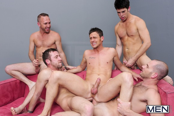 Jizz Orgy The New Orgy  Gangbang Only Site From Mencom-2646